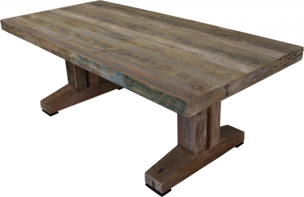Kies de eettafel die past bij jouw interieur firma hout staal